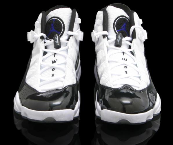 Air Jordan 6 Rings – Concord | The Vibe